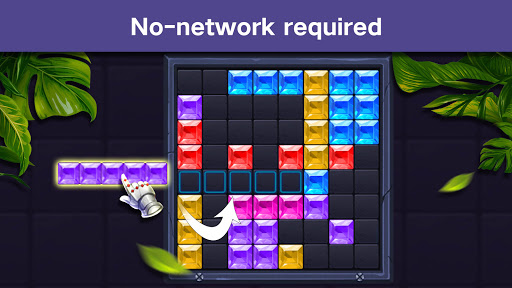 BlockPop- Classic Gem Block Puzzle Game  screenshots 8