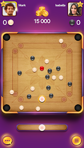 Carrom pool Mod APK : Disc Game [Unlimited Coins, Gems] – Prince APK 6