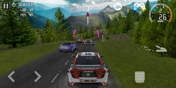 Final Rally: Extreme Car Racing 0.074 MOD APK [ INFINITE MONEY ] 3