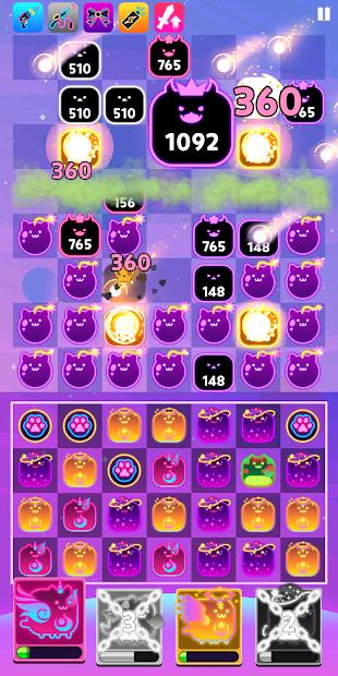 Cats Link – Puzzle Defense