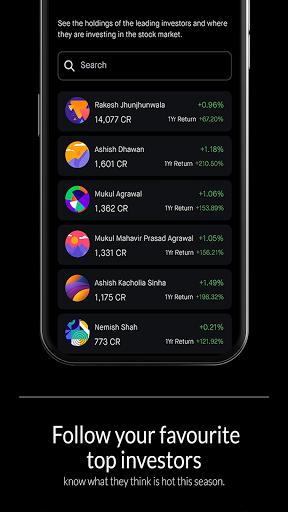 Stock Investments, IPOs, Baskets, News : Alphabee apktram screenshots 7