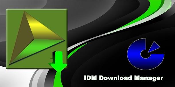 IDM Download Manager ★★★★★ 6.26 [MOD APK] Latest 1