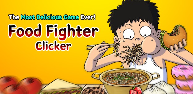 Food Fighter Clicker MOD (Unlimited Money) 1