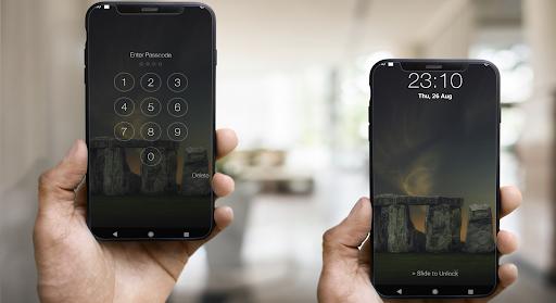 Keypad Lock Screen  screenshots 1