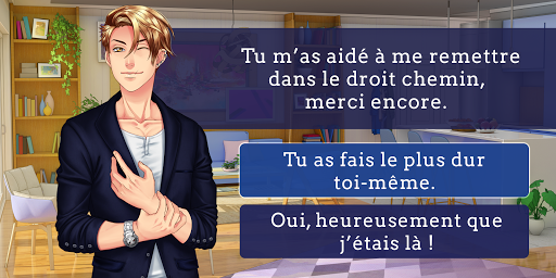 Télécharger Gratuit Amour Sucré - Episode / Otome game apk mod screenshots 2