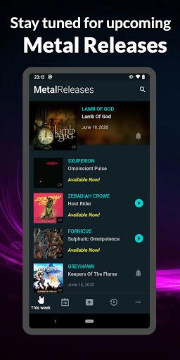 Metal Releases 3.15.1 screenshots 1