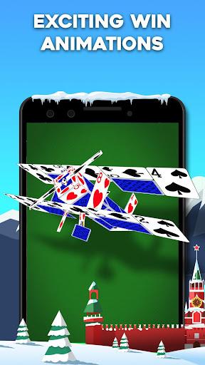 Yukon Russian u2013 Classic Solitaire Challenge Game 1.3.0.291 screenshots 5