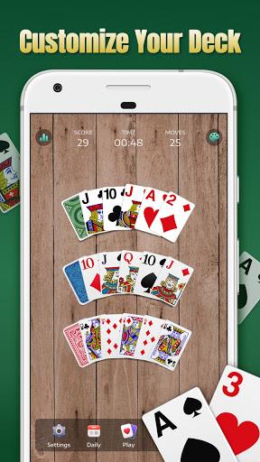 Solitaire - Classic Card Game, Klondike & Patience screenshots 5