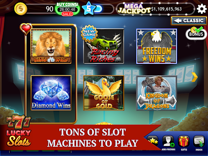 Lucky Slots apk – Free Casino Game 1