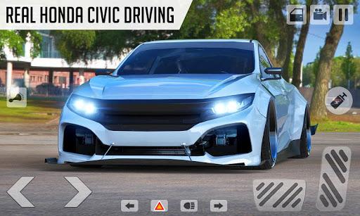 Drifting and Driving Simulator: Honda Civic Games 1.18 screenshots 2