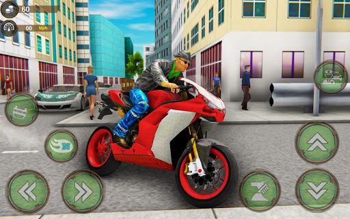 San Andreas Crime Fighter City  screenshots 3
