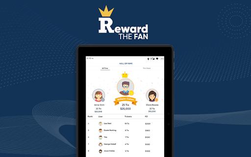 Reward The Fan Trivia screenshots 7