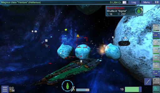 Interstellar Pilot APK MOD – Pièces de Monnaie Illimitées (Astuce) screenshots hack proof 2