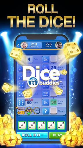 Dice With Buddiesu2122 Free - The Fun Social Dice Game 7.7.0 Screenshots 1