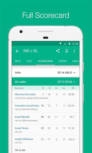 Cricbuzz - Live Cricket Scores & News  Screenshots 4