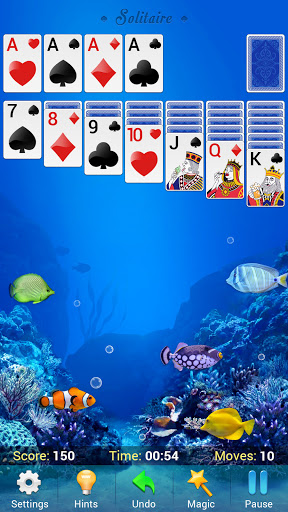 Solitaire - Classic Klondike Solitaire Card Game 1.0.39 screenshots 2