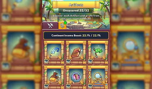 Idle Miner Tycoon: Gold & Cash Game 3.53.0 screenshots 16