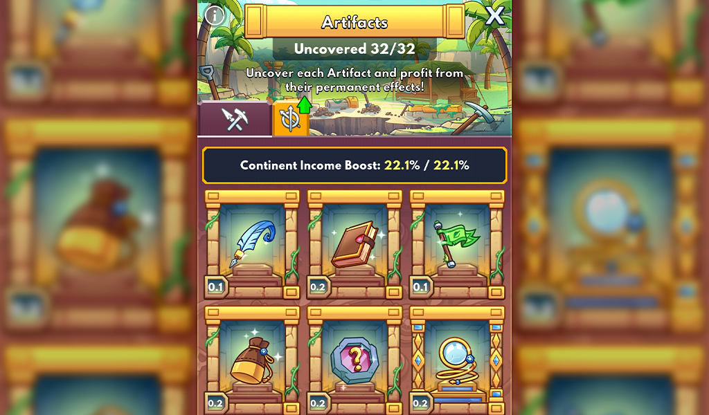 Idle Miner Tycoon: Gold & Cash Game MOD poster 15