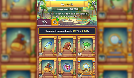 Idle Miner Tycoon: Gold & Cash Game 3.62.1 Screenshots 16