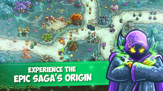Kingdom Rush Origins – Tower Defense Game Apk 3