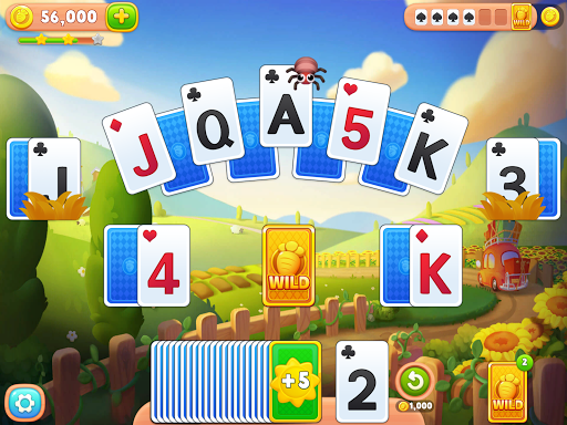 Solitaire Farm : Classic Tripeaks Card Games 1.1.0 screenshots 11