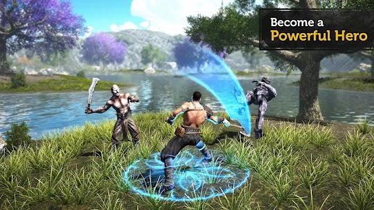 Evil Lands: Online Action RPG 1.6.1.0 MOD APK [INFINITE MONEY] 2