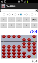 KoAbacus - Mental Arithmetic screenshot thumbnail