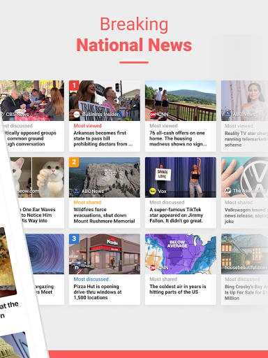 NewsBreak: Local News that Connects the Community android2mod screenshots 8