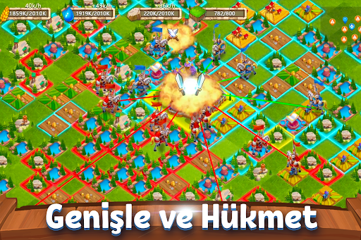 Castle Clash: Lonca Mu00fccadelesi 1.7.11 screenshots 5
