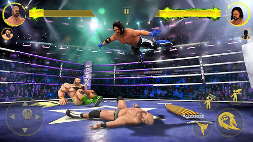 Real Wrestling Championship 2020: Wrestling Games  screenshots 13