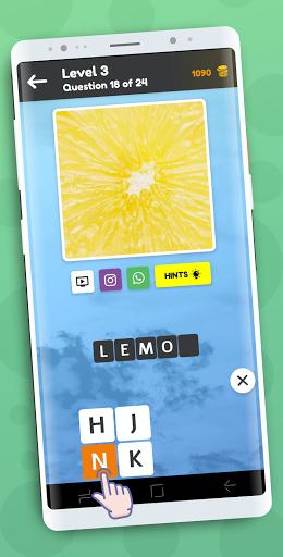 Zoom Quiz: Close Up Pics Game, Guess the Word 2.1.6 screenshots 3