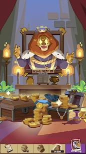 Kingdomtopia: The Idle King APK MOD HACK (Dinero Ilimitado) 4