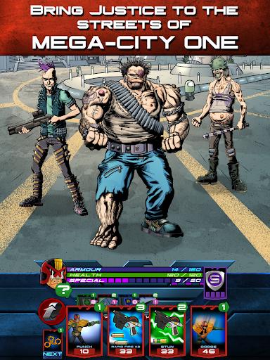 Judge Dredd: Crime Files screenshots 9