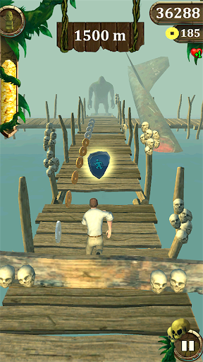 Tomb Runner - Temple Raider: 3 2 1 & Run for Life! 1.1.23 screenshots 2