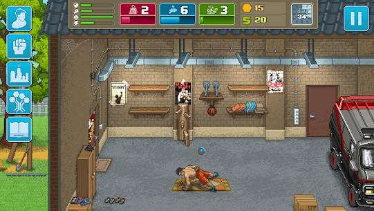 Punch Club – Fighting Tycoon v1.37 MOD APK 2