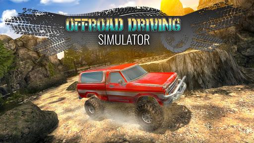 Offroad Driving Simulator 4x4: Trucks & SUV Trophy  Screenshots 13