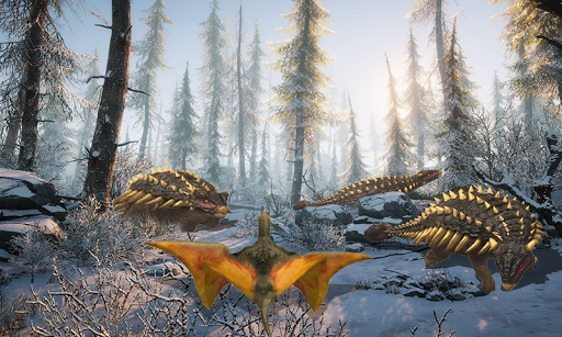 Dimorphodon Simulator 1.0.6 screenshots 3