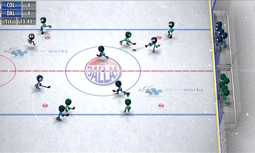 Stickman Ice Hockey  Screenshots 2