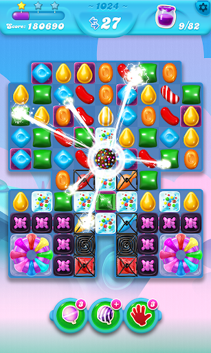 Candy Crush Soda Saga  screenshots 1