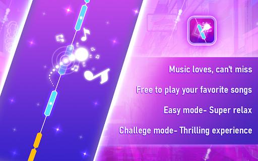 Dancing Beats - Newest and Addictive Music Game 1.1.0 screenshots 1