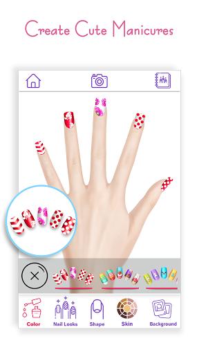 Nail Art Salon - New Manicure & Makeup Games 2021 1.0 screenshots 4
