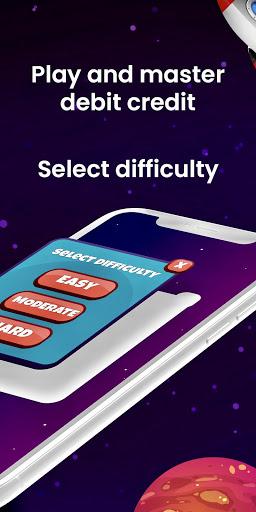 ACCOUNTING GAME: Learn DEBIT CREDIT Accounting app 0.7 screenshots 2