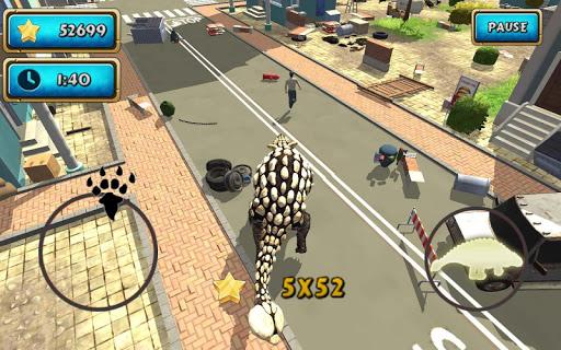 Dinosaur Simulator 2 Dino City  screenshots 2