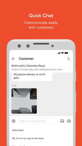 ShopeeFood Driver android2mod screenshots 4