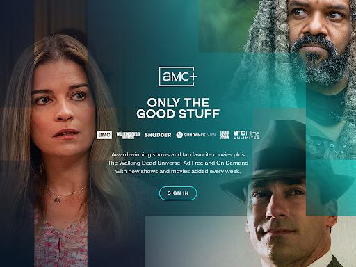 Foto do AMC+   TV Shows & Movies