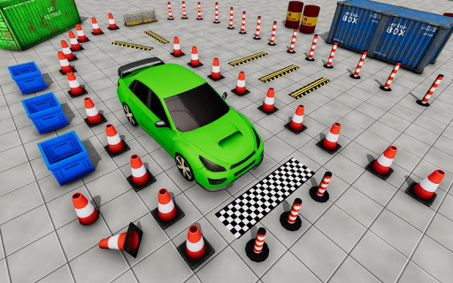 Modern Car Parking Game 3d: Real Driving Car Games 21 screenshots 1