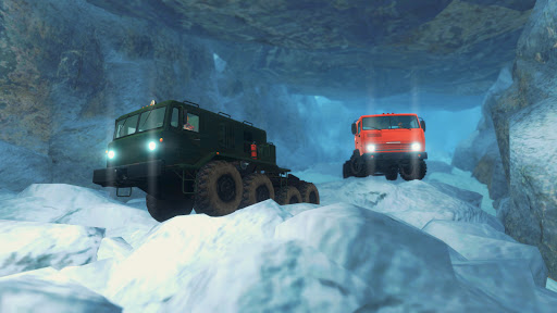 Offroad Simulator 2021: Mud & Trucks  screenshots 5