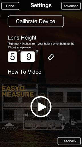 EasyMeasure - Camera Distance Tape Measure & Ruler apktram screenshots 6