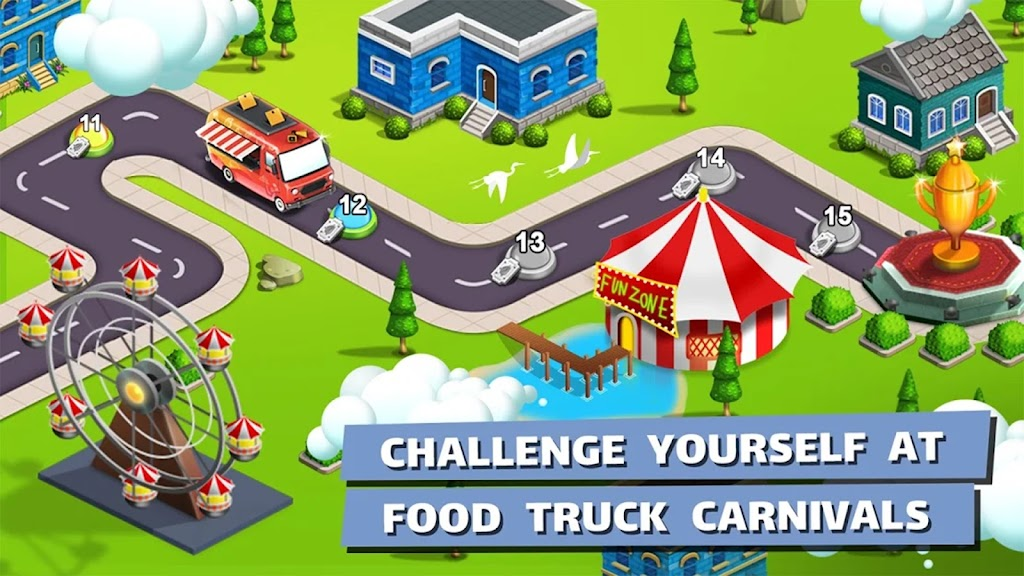 Cooking Games: Food Truck Chef My Cafe Restaurant poster 15