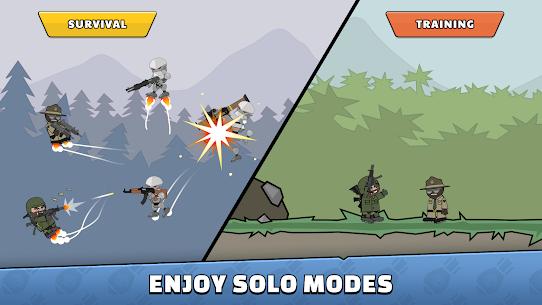 Mini Militia Mod APK | Doodle Army 2 [Unlimited Everything] – Prince APK 7